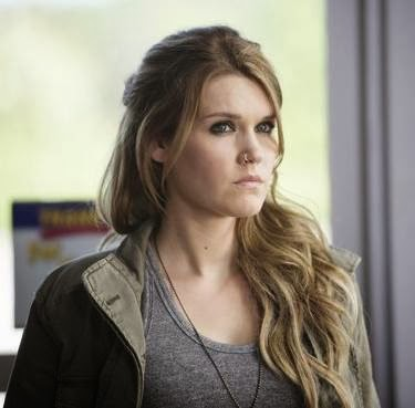 Emily Rose in Haven; Syfy renews Haven
