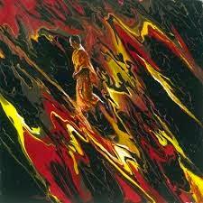 "Spiritual Flow"" by Akiane at age 16"