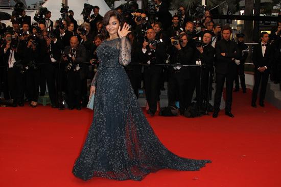 Aishwarya Cannes 2012