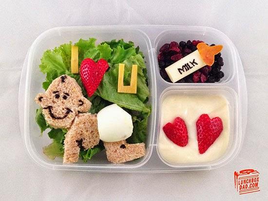 Lunchbox Dad - Publicitário 13
