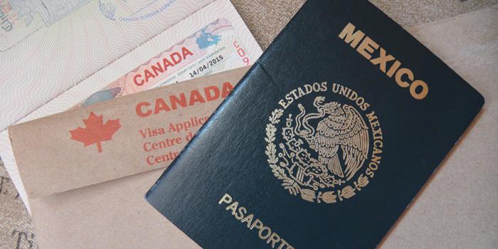 tramite de visa