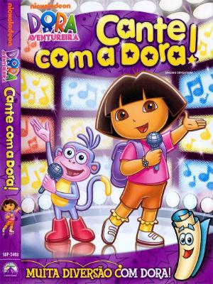 Download – Dora a Aventureira Cante Com a Dora - DVDRip AVI + RMVB Dublado