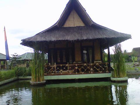 Atap Kolam Pemancingan