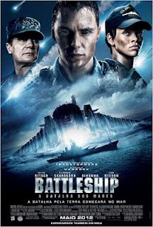 Assistir Battleship: A Batalha dos Mares Online Dublado