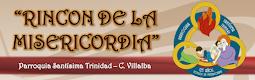 Rincón de la Misericordia en Santísima Trinidad de Villalba