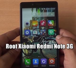 cara-root-xiaomi-redmi-note-3g-tanpa-pc