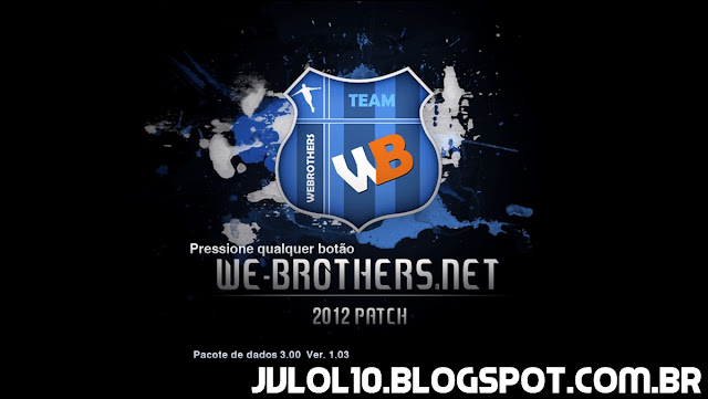 Patch+We Brothers.net+2012+v1.0+para+PES+2012 PES 2012: Patch We Brothers Pc Team v1.1
