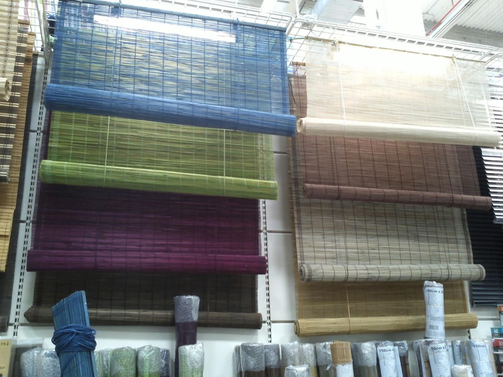 Decandyou ideas de decoraci n y mobiliario para el hogar for Estores bambu ikea