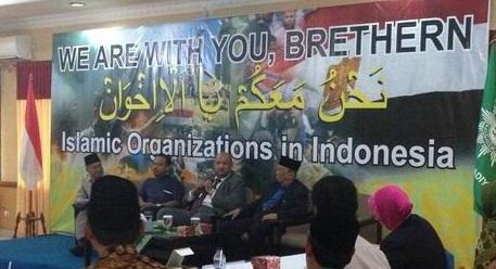 Delegasi IM di kantor PP Muhammadiyah