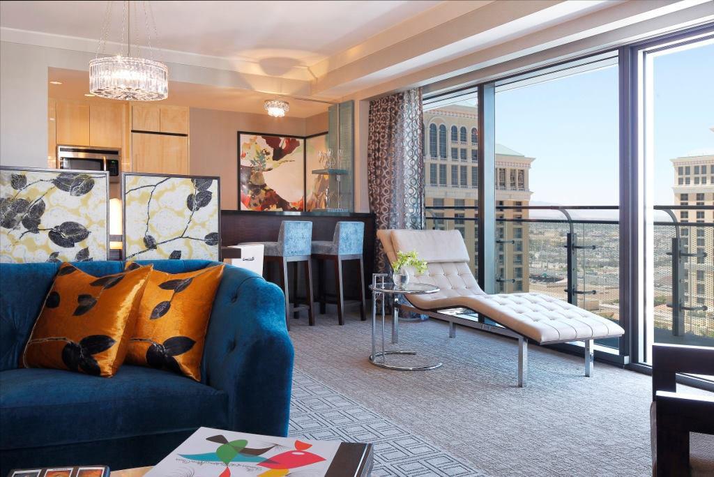 Superb Swanky Hotel Interior Design: The Cosmopolitan Of Las Vegas