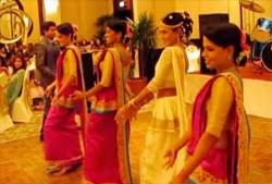 Sri Lanka wedding Dance 01-04-2015