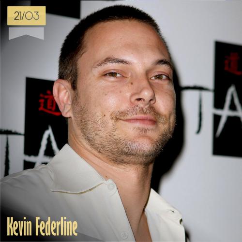 21 de marzo | Kevin Federline - @kevinfederline | Info + vídeos