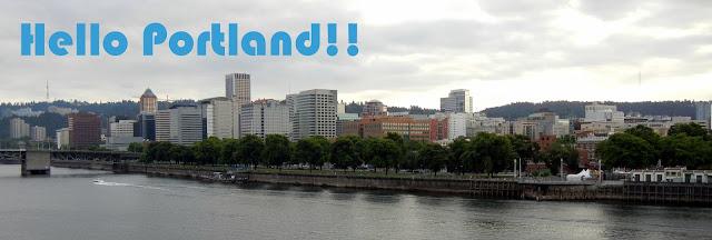 Hello Portland!