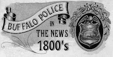 Buffalo Police Then & Now