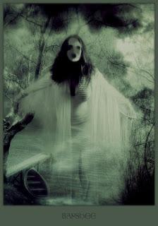 Inilah Sosok Wanita Misterius Pembawa Pesan Kematian