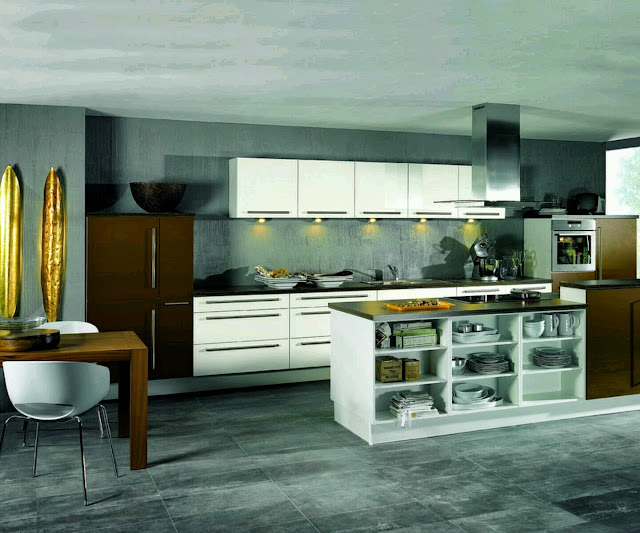 modern kitchen wallpaper download - photo #18