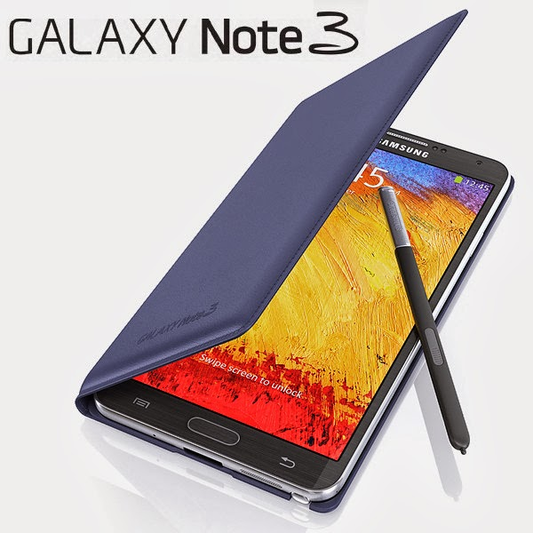 Update status via Samsung Note 3
