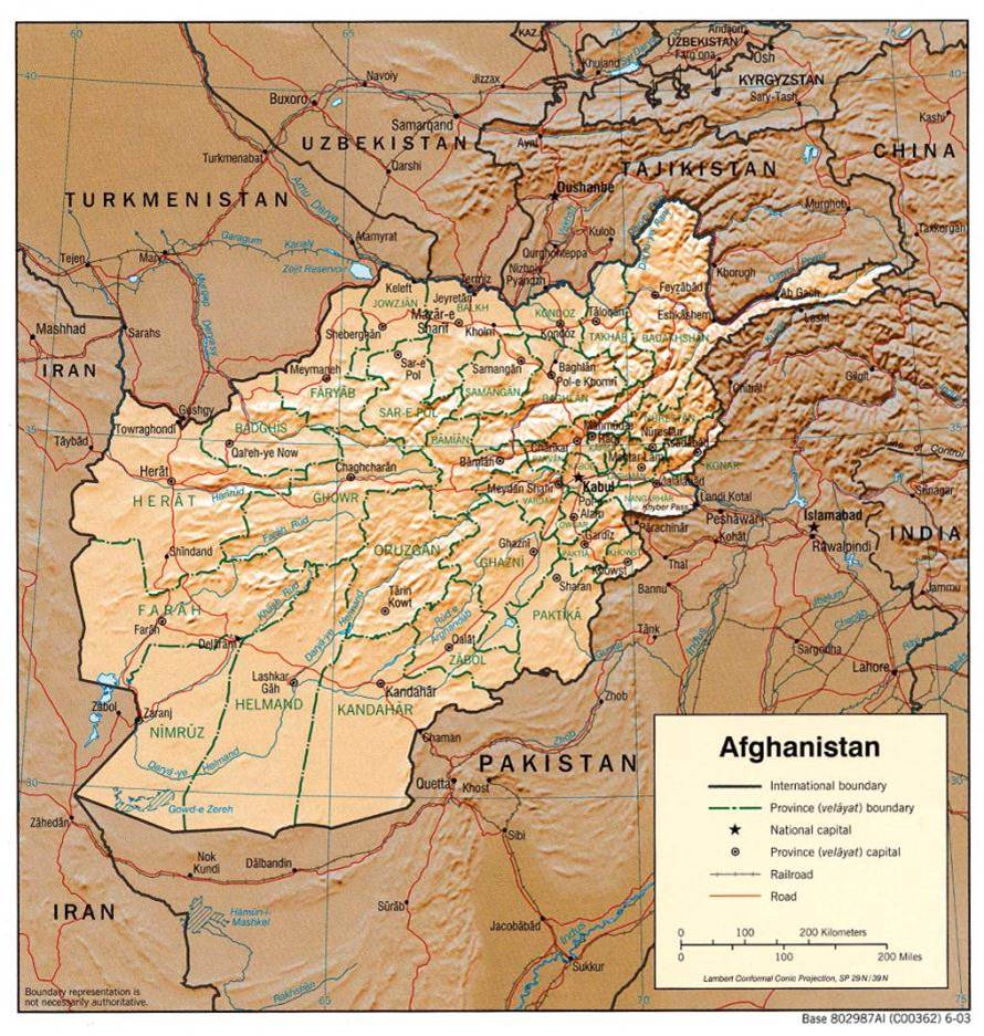 afghanistan has never been a nation state the way we think of that term being a nation state would imply some sort of unity that unity might be in the