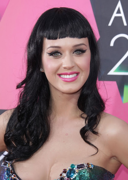 famous celebrities katy perry