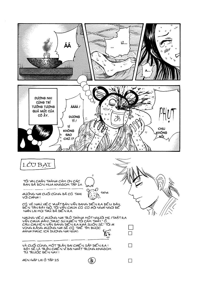 Kingdom - Vương Giả Thiên Hạ Chapter 261 page 22 - IZTruyenTranh.com