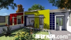 rumah-tinggal-gaya-minimalis-tropis