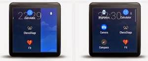 Wear Mini Launcher untuk smartwatch