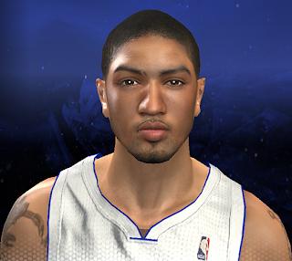 NBA 2K14 Peyton Siva Face Mod