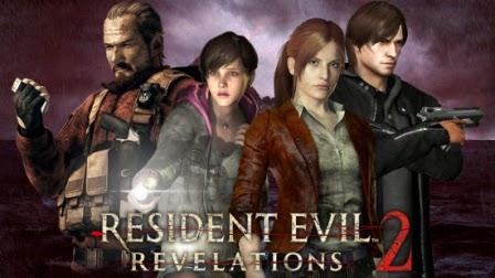 Resident Evil Revelations 2 Complete Edition