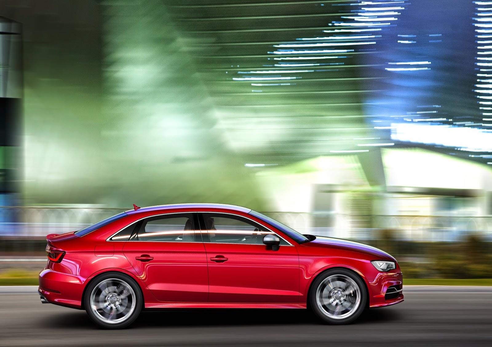 Audi S3 Sedan Chega Ao Brasil