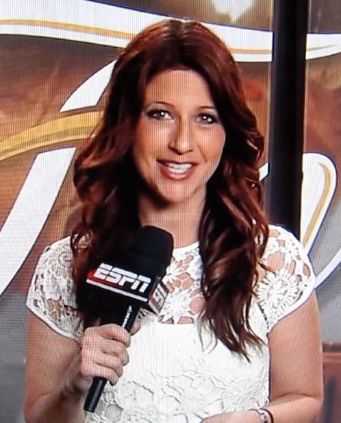 Rachel Nichols ESPN Photos: August 2012
