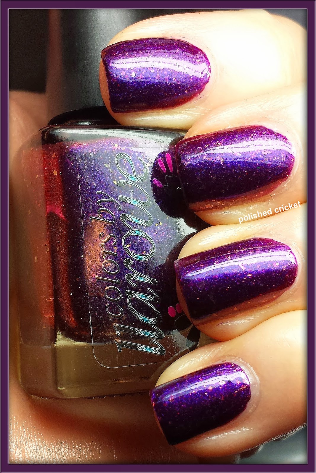 colors by llarowe hellcat swatches and review the polished