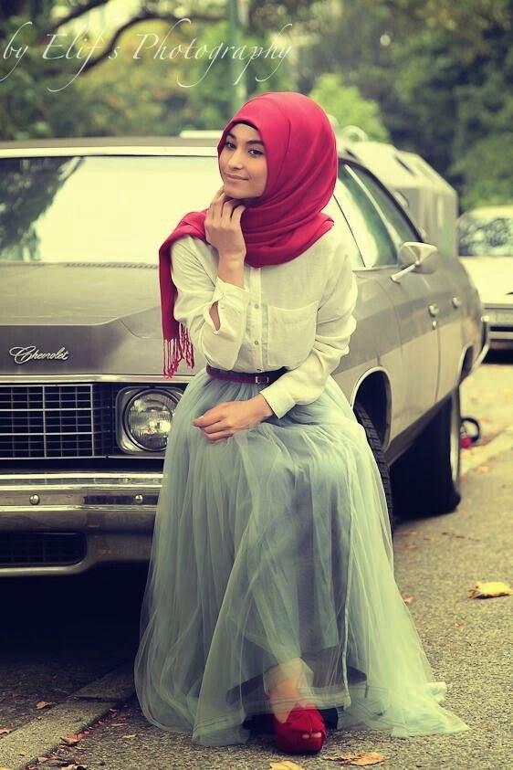 35 Modern Hijab Styles For Girls Hijab Fashion And