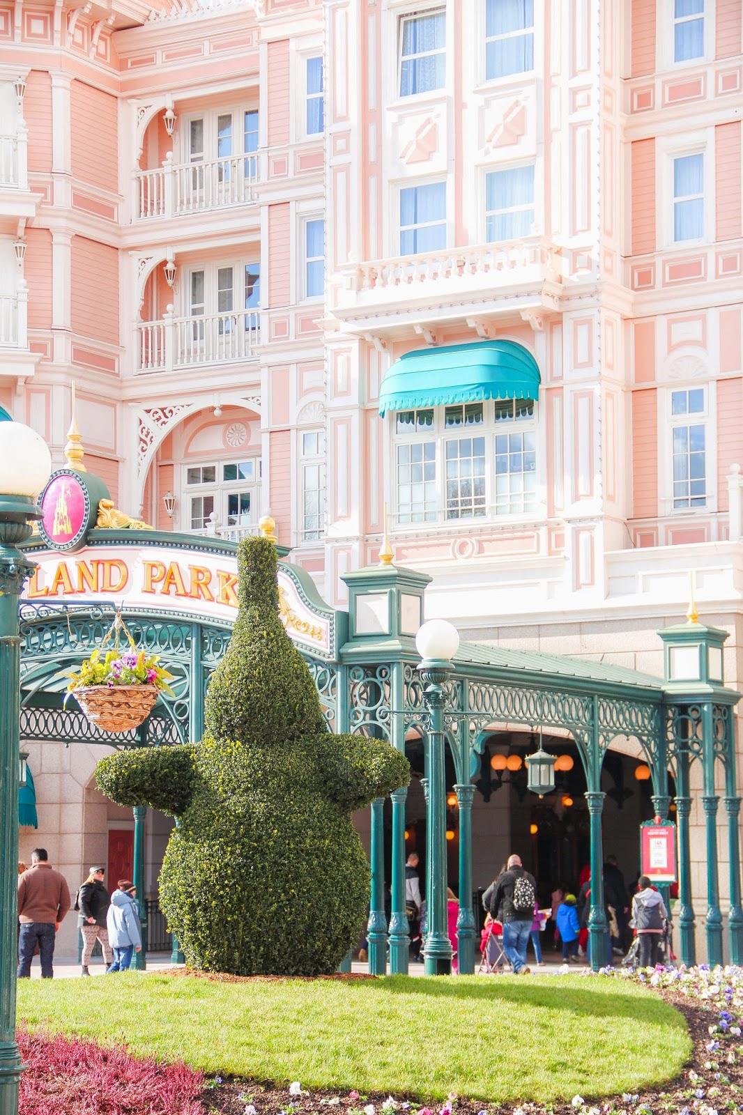 Fantasia Hôtel Disney