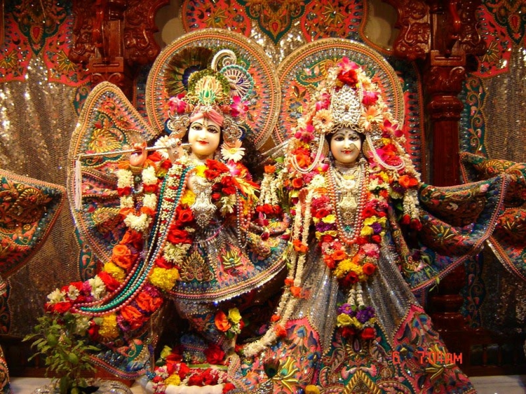 Hindu god wallpapers shri krishna - Radhe krishna image ...