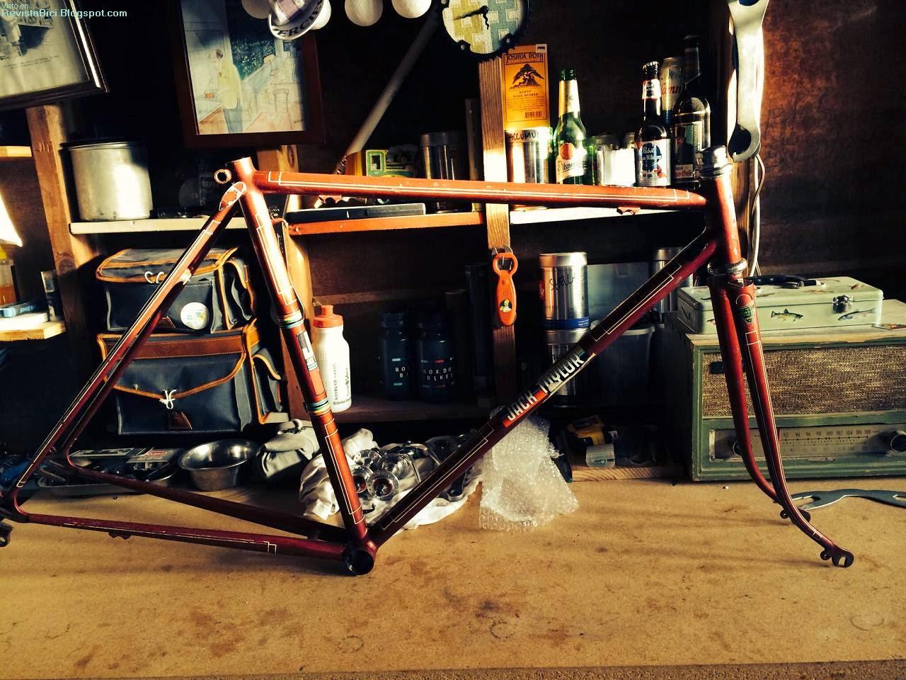 Revista Bici: ¿Es mejor el acero o el aluminio para el cuadro de una ...