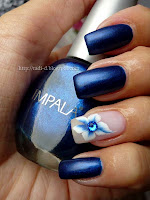 Impala 39 + SNB Matte top coat