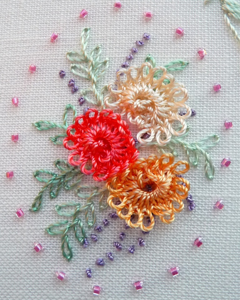 Brazilian Embroidery Designs For Frames