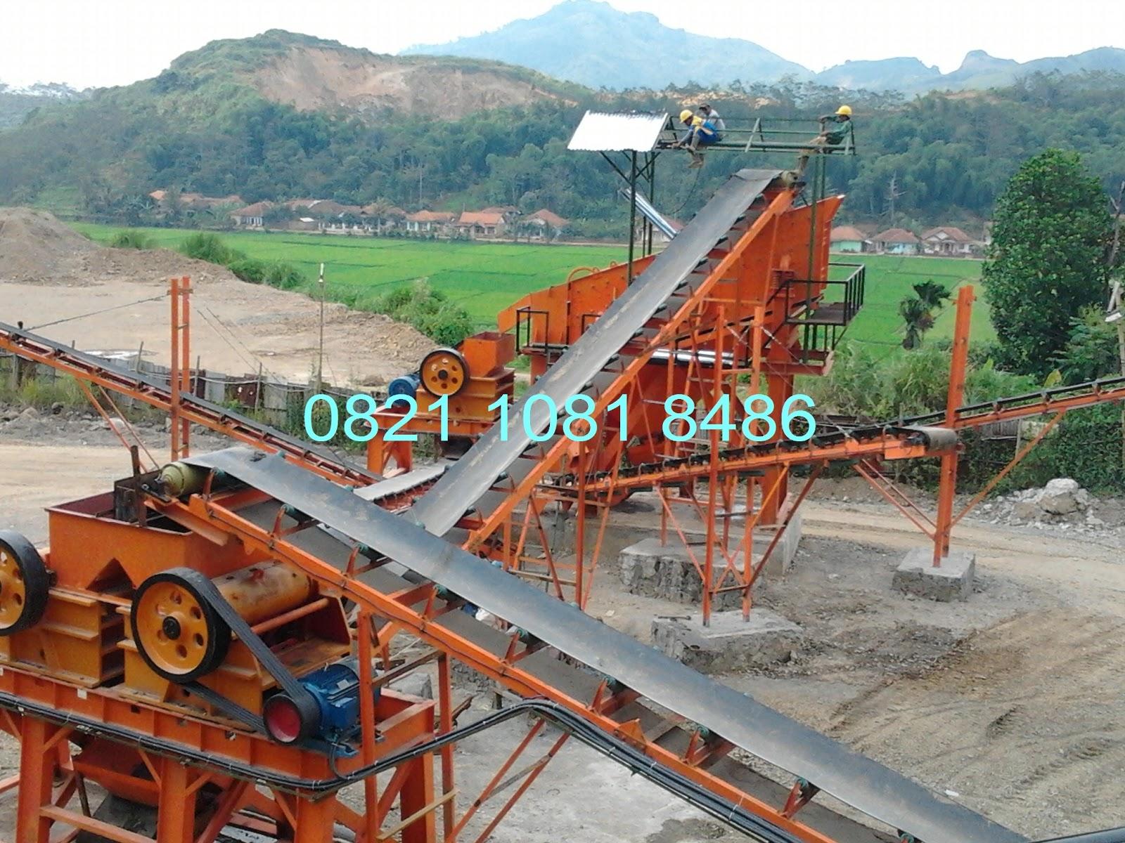 Jual Stone Crusher Plant Kapasitas 70 90 Ton Per Jam Hand Pipe Bender Krisbow 3 8 7 8in Kw1500520 Input Material Kapasitas70