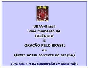 CORRENTE DE ORAÇÃO PELO BRASIL