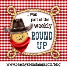 I made the Round Up!