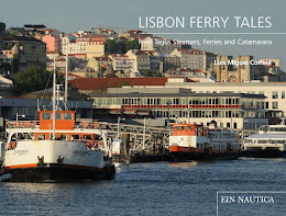 LISBON FERRY TALES, New book by Luis Miguel Correia