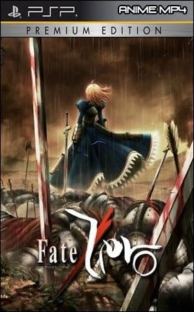 Fate Zero [MEGA][PSP] Fate+Zero