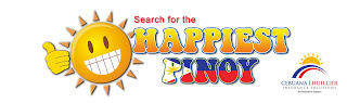 Search for the Happiest Pinoy 2012