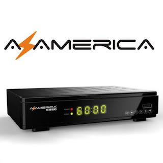 AZAMERICA S926 NOVA ATUALIZAÇÃO - V 1.24 - 15/08/2013