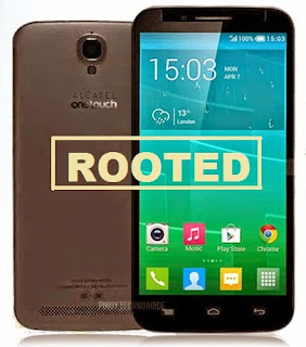 root alcatel flash plus