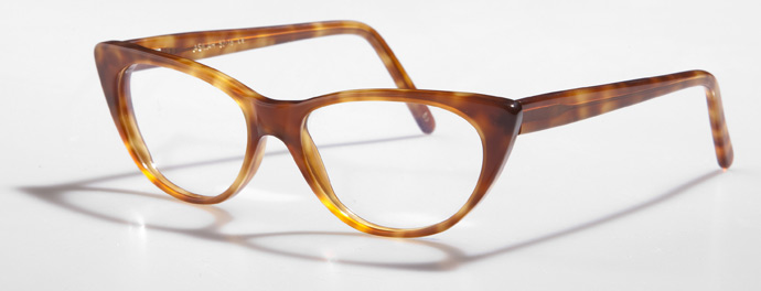 L.G.R. Eyewear SS2011: ace acetates and dazzling designs: Asilah