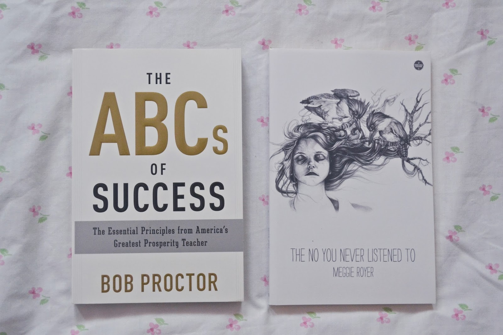 bob proctor the abcs of success meggie royer poetry book