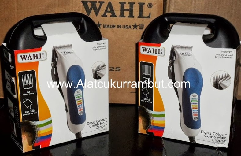 jual hair clipper wahl berkualitas bagus merk wahl color pro