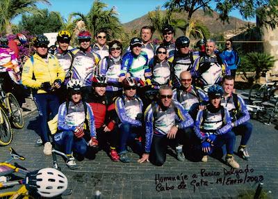 Los Escullos - Cabo de Gata, 19 Enero 2003