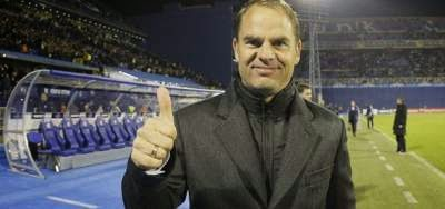 Frank de Boer tailor-made for Tottenham